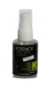 Potency Spray Strong